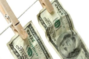 bigstockphoto_money_on_clothesline_194437