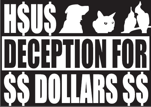 North Carolina Bill Would Put Money in HSUS's Pocket